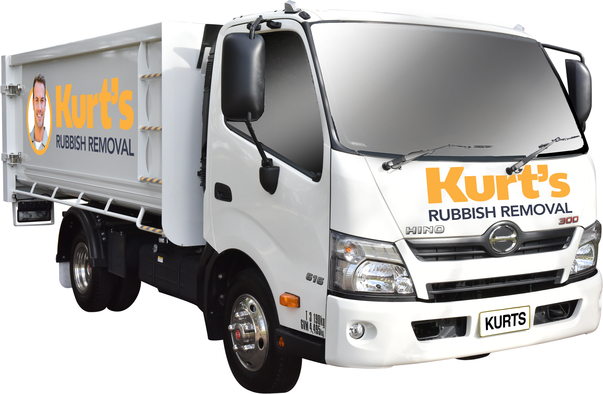 Kurt's Rubbish Truck