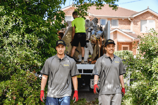 Rubbish Removal Experts in Sydney